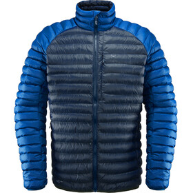 Haglöfs Essens Mimic Hood Jacket Men Tarn Blue/Blue Ink